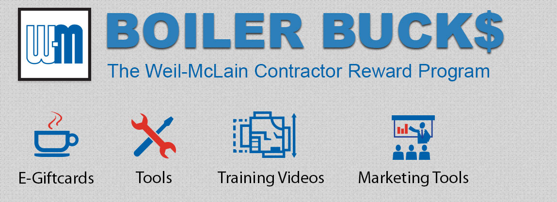 Weil-McLain Boiler Bucks – Able Distributors
