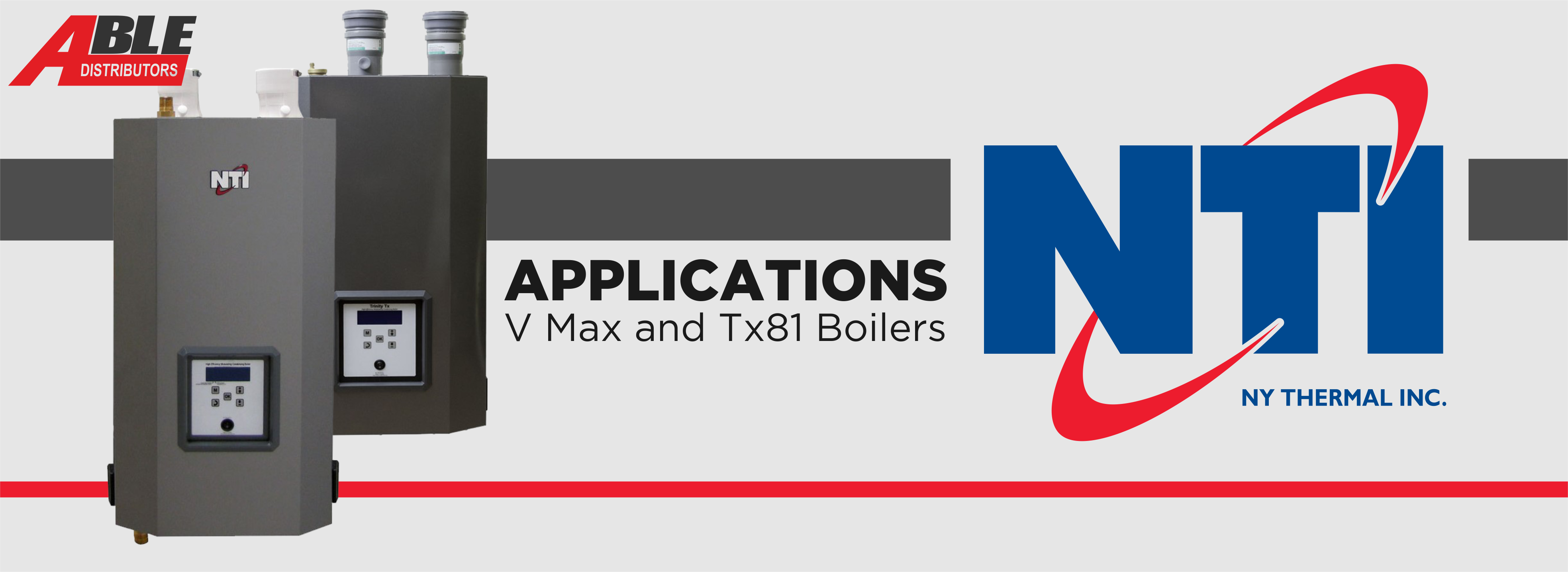 Versatility on display ntis vmax and tx boilers able distributors by myles kleeman sciox Choice Image