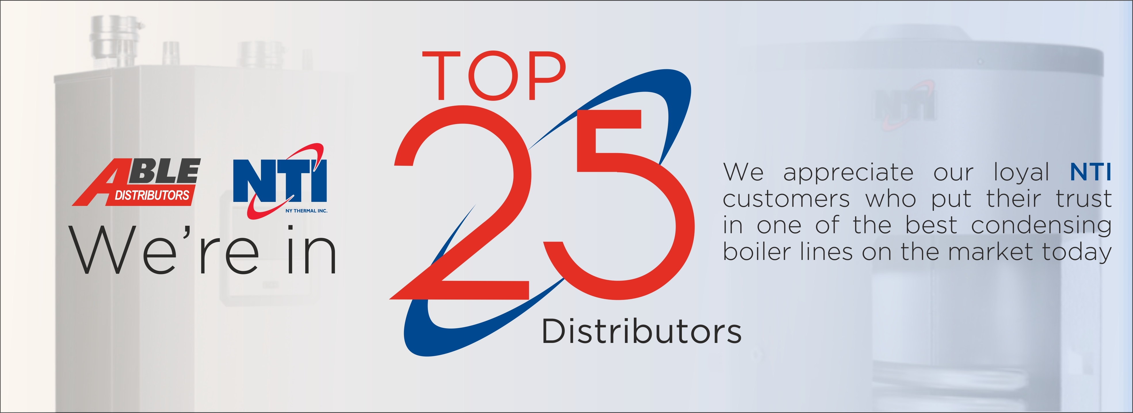 Nti able distributors able makes the nti top 25 sciox Choice Image